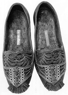 Norwegian folk shoes
