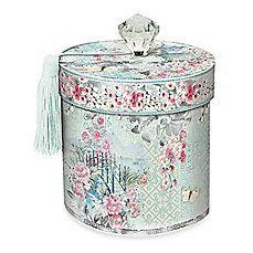 Toilet Tissue Holder in Haiku Blossom