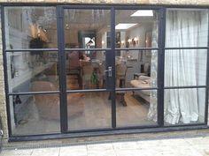 IQ Glass   Mondrian Aluminium Windows