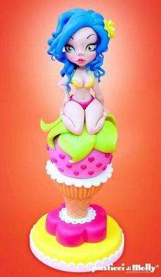 i pasticci di molly | pasticci di Molly | Cake | Pinterest