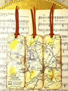 Maryland map bookmarks circa 1827 old map bookmark set of 3 gifts world war 2 the siege of bastogne war theater map bookmarks wwii gifts for him stained gumiabroncs Choice Image