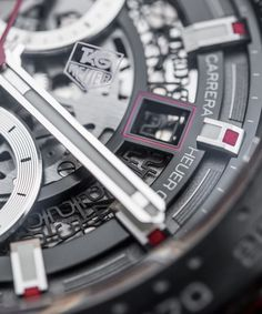 """TAG Heuer Carrera Heuer 01 Watch Review - by David Bredan - see the hands-on pics, video review, & read our analysis of this controversial piece on aBlogtoWatch.com """"Over the years that I have been fortunate enough to cover, see, touch some of the latest and most important watches released, there have hardly been any other that raised so many questions in me - and much more importantly, in the fans of the brand - as did the TAG Heuer Carrera Heuer 01…"""""""