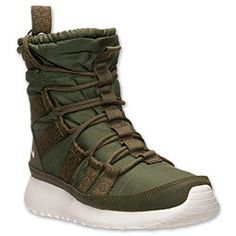 new product ba966 97b55 ... Boots Womens Nike Roshe Run Hi Sneakerboot ...
