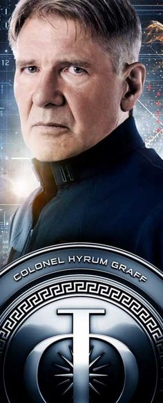 Ender's Game... join the International Fleet.
