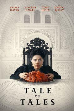 Tale of Tales Movie Poster - Salma Hayek, Vincent Cassel, Toby Jones  #TaleOfTales, #SalmaHayek, #VincentCassel, #TobyJones, #MatteoGarrone, #Drama, #Art, #Film, #Movie, #Poster