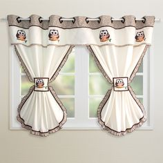 Home decoration is one of the most important elements that help you to define the… Home Decor Kitchen, Curtains Living Room, Kitchen Curtains, Diy Curtains, Elegant Curtains, Drapes Curtains, Curtain Decor, Curtain Designs, Kitchen Curtain Designs