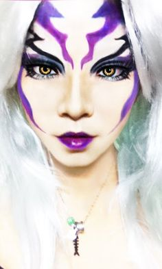 fantasy character makeup - Google Search