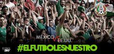 No son 11 jugadores, son millones de corazones defendiendo que #ElFutbolEsNuestro.