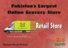 Online Grocery Shopping http://bigbasket.pk/  #BigBasket #Grocery #Shopping #Fashion #Naheed #Chase #Dolmen #Fareed #Imtiaz #Makro #Metro