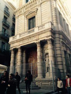 Escuela de arte... Plaza de la Verónica.