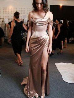 Tight Prom Dresses, Split Prom Dresses, Gold Prom Dresses, Mermaid Prom Dresses, Satin Dresses, Sexy Dresses, Evening Dresses, Formal Dresses, Classy Evening Gowns