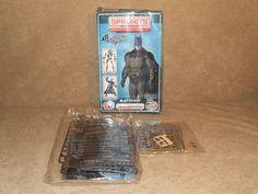 Batman Arkham City Level 2 Poseable Figural Model Kit Sprukits Contents Sealed