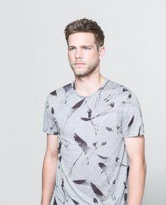 BIRDS T-SHIRT from Zara
