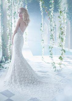 Bridal Gowns, Wedding Dresses by Alvina Valenta - Style AV9452