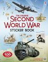 """""""Second World War sticker book"""" at Usborne Children's Books Owl Kids, Remembrance Day, Latest Books, Veterans Day, World War Two, Kids Learning, Childrens Books, History, Pictures"""