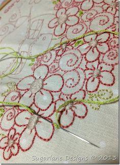 Sugar Lane Quilts blog