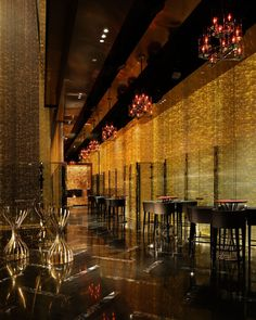 Fei Ultra lounge is a bar lounge of the first W Hotel in Guangzhou, China. It is the overall winner of the 2014 Restaurant & Bar Design Awards.