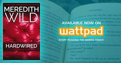 HARDWIRED is #free on Wattpad #HackerSeries