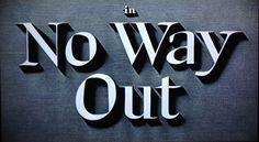 No Way Out 1950 Mankiewicz