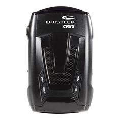 Whistler High Performance Laser Radar Detector: 360 Degree Protection, Bilingual Voice Alerts, and Internal GPS Cool Car Gadgets, Radar Detector, Whistler, Things To Sell, Police, Gift Ideas, Electronics, Band, Amazon
