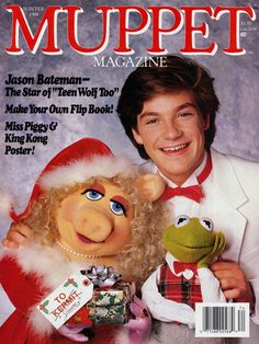 "The 13 Most Delightful Covers Of ""Muppet Magazine"""