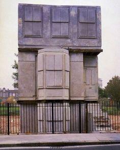 Rachael Whiteread  House  1993