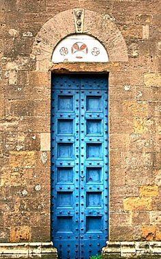 Volterra, Tuscany, Italy door