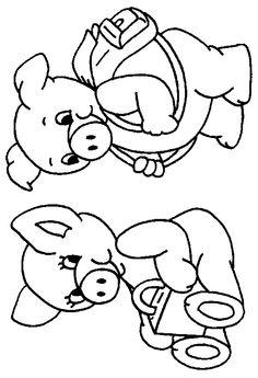 Tegninger til Farvelægning Dyr 2