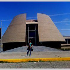 El museo de Arte e Historia, Cd. Juárez!