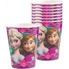 Party Time Celebrations  - Frozen Party Paper Cups, $7.95 (http://www.partytimecelebrations.com.au/frozen-party-paper-cups/)
