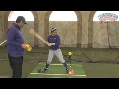 Essential Hitting Drills for Softball - YouTube