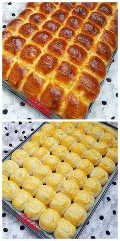Fashion and Lifestyle Hamburger Relish Recipe, Pastry Recipes, Bread Recipes, Bread Winners, Pastry And Bakery, Arabic Food, Turkish Recipes, Dinner Rolls, Food Design