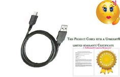 #UpBright® Micro USB Charger Sync Transfer Cord Cable For Samsung ECB1DU4EWE ECB-DU4AWC Fits Samsung Galaxy Smartphone Ace S5830/Admire 4G by MetroPCS/Appeal by ...