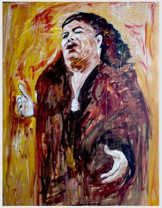 """La Paquera"" de Javier Ayllón @ VirtualGallery.com Painting, Artist, Prints, Icons, Painting Art, Artists, Paintings, Painted Canvas, Drawings"