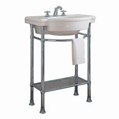 Retrospect™ Console Table - Bathroom Products - Bathroom Sinks by American Standard