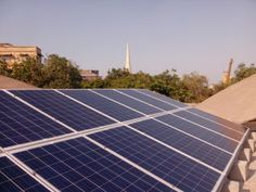 Belifal has completed the work of integrating Solar with electricity for Chatrapati Shivaji Maharaj Vastu Sanghahalay for Phase II. The solar panels and solar inverter are installed and the power plant has started its generation of electricity.
