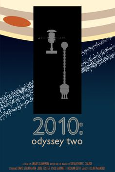 2010 Redux Poster by Rob-Caswell on deviantART #discovery #2010 #leonov