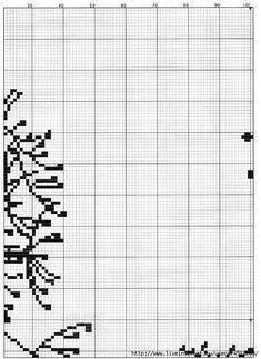 Gallery.ru / Фото #237 - Цветы (схемы) - Olgakam Stitch 2, Cross Stitch, Needlework, Dandelion, Crochet, Diy, Album, Cross Stitch Bird, Weather