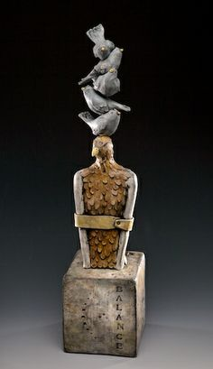 Artist Kelly Thiel- Balance