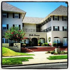 Delta Gamna, Alpha Iota   my house!! love it and cant wait for everyone to come back!