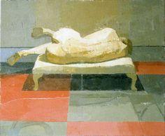 Form through colour and geometry. He admired Poussin and Piero De La Francesca