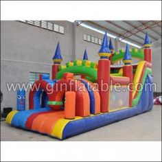 Funny KId's Large Inflatable Obstacles GGO-84