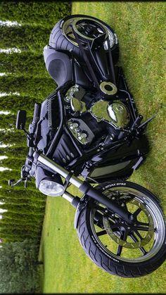 Custom Baggers, Custom Choppers, Chopper Motorcycle, Motorcycle Design, Sportster Chopper, Harley Davidson V Rod, Harley Davidson Motorcycles, Custom Street Bikes, Custom Bikes