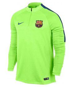 cdc048a5b Gazelle Sports Soccer. Training TopsFc BarcelonaBarcelona MerchandiseNike  GreenKimono FashionLong Sleeve TopsGreen JacketDrillGame