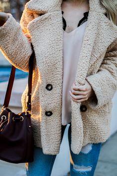 Teddy Coat | The Gla