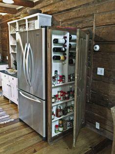 100+ Kitchen Organization And DIY Storage Ideas