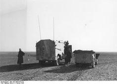 'Moritz' – personal vehicle of Erwin Rommel