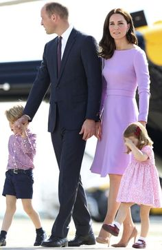 Kate Middleton's style: She's dressing like Prince George and Princess Charlotte | Perth Now