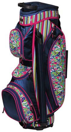 Golf Ladies Outfit What an exciting year for Glove It! They have adding so many fabulous new prints with entire collections of golf bags, visors, totes, purses, and towels to match. Golf Push Cart, Ladies Golf Bags, Girls Golf, Golf Exercises, Golf Accessories, Golf Fashion, Golf Outfit, Golf Tips, Lady