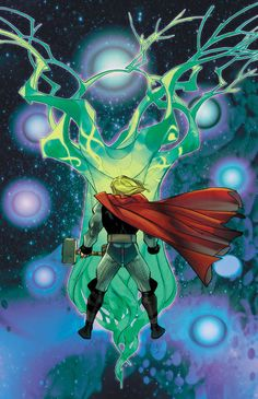 Thor #616 by Pasqual Ferry